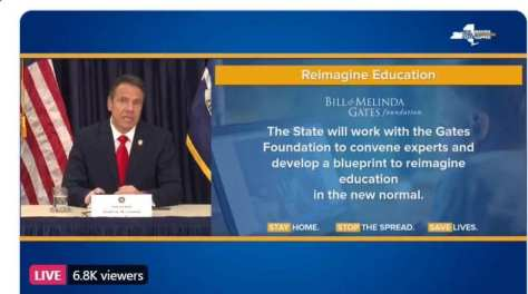 Cuomo and Gates Reimagine Education